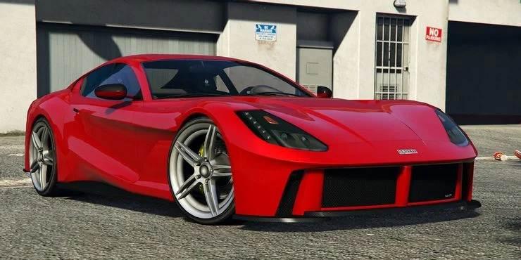 GTA 5 Online Grotti Itali GTO - 10 meilleures voitures les plus rapides dans GTA 5 Online