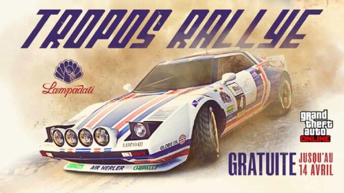 GTA 5 Lampadati Tropos rallye - GTA Online