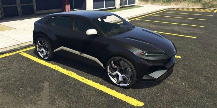 GTA 5 Pegassi Toros - Grand Theft Auto Online