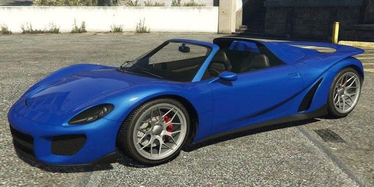 GTA 5 Pfister 811 - GTA Online