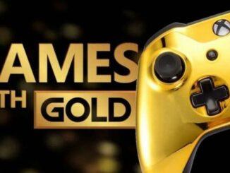 Jeux gratuits Xbox Gold pour avril 2021