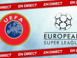 Nouvelle Super League européenne lancée - On vous explique pourquoi