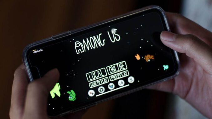 Télécharger Among Us gratuit sur Android et iOS.