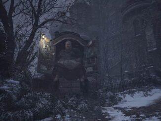 Résoudre Casse-tête la Salle des quatre dans Resident Evil Village