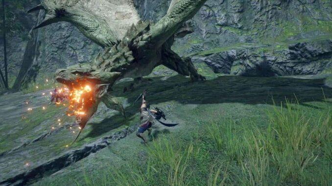 Comment trouver et battre Rathian dans Monster Hunter Rise switch pc