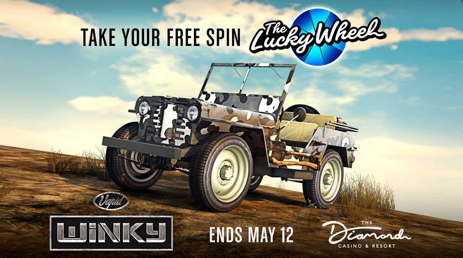GTA 5 Vapid Winky - GTA Online Casino