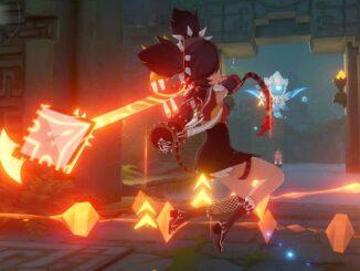 comment jouer à Genshin Impact Battlefront Misty Dungeon