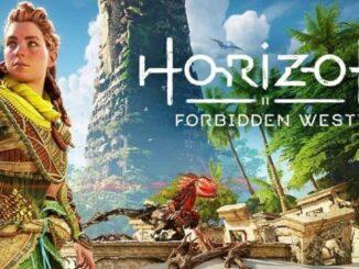 Horizon Forbidden West sur PS5 - Gameplay E3 2021