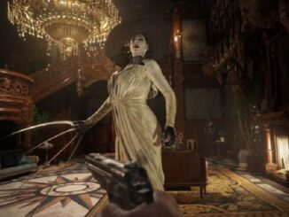 Lady Dimitrescu Combat de boss