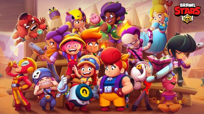 Meilleurs brawlers brawl stars personnages