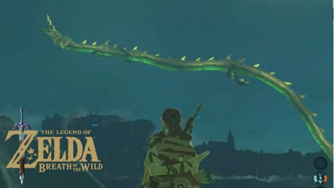 The Legend of Zelda Breath of the Wild - Comment trouver dragons Ordac Nedrac et Rordrac Soluce complète