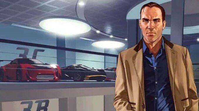 Mise à jour récente de GTA Online PS5 PS4 XBOX PX ANDROID juin 2021