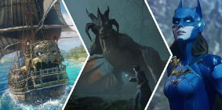 Sortie jeux vidèo 2022 sur PS5 et PS4