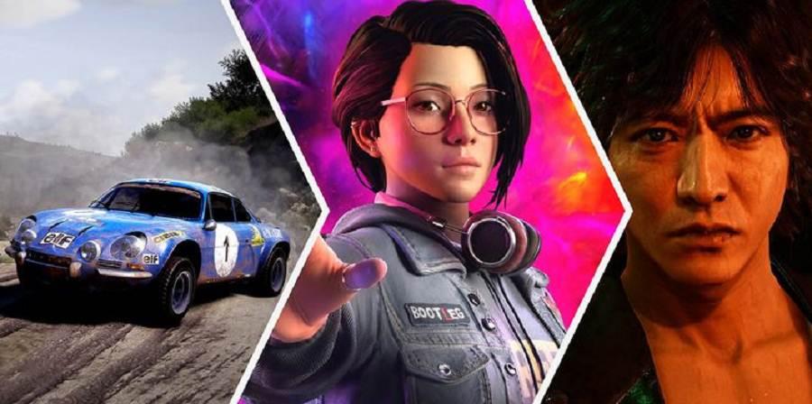 Sortie jeux vidèo Septembre 2021 (PS5 et PS4)