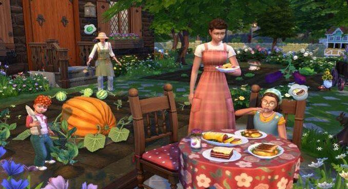The Sims 4 Cottage Living Date et heure de sortie