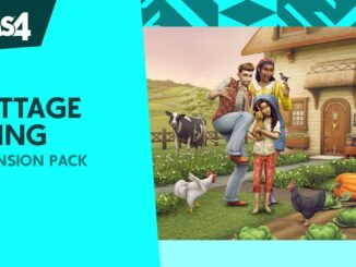 The Sims 4 Cottage Living - the sims 4 all expansion