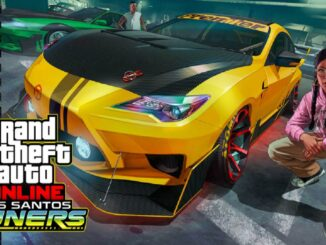 GTA Online Tuning à Los Santos GTA 5 PS5 XBOX series X S