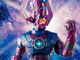 Marvel Legends grande figurine Galactus de 32 pouces