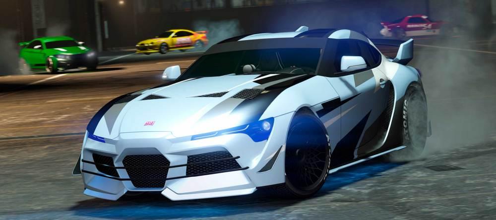 NOUVEAUX VÉHICULES GTA ONLINE PlayStation 5 et Xbox Series X|S