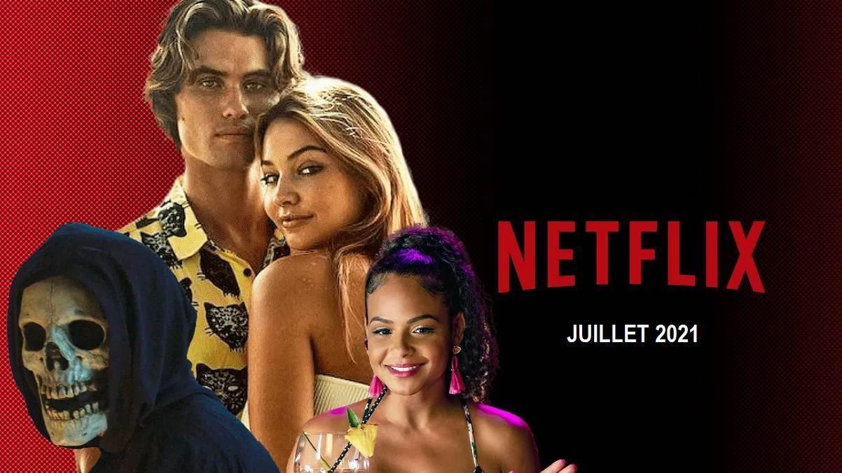 Netflix juillet 2021