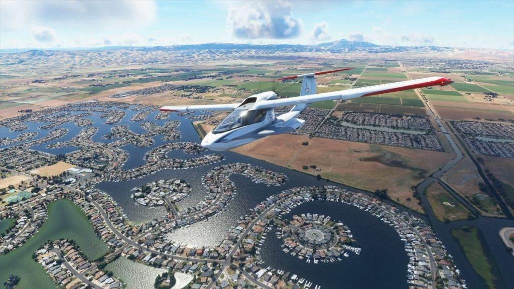Xbox Series - Flight Simulator, Microsoft - Sortie jeux vidéo juillet 2021