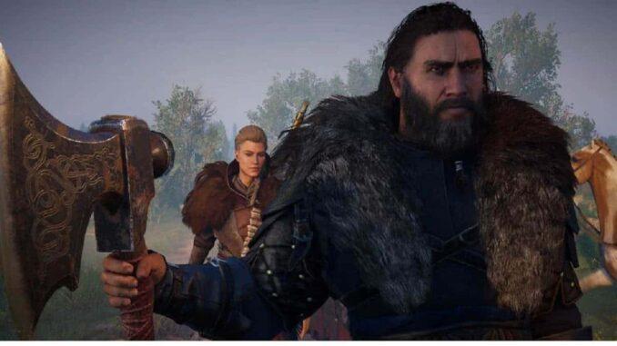 DLC Siege of Paris dans Assassin's Creed Valhalla.