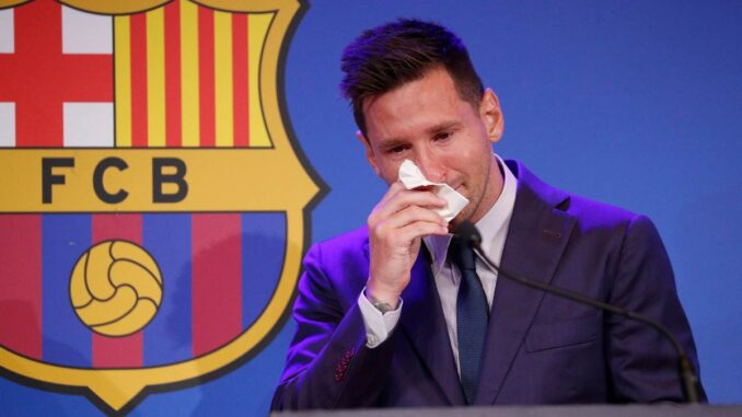 Lionel Messi PSG - transfert au Paris Saint-Germain