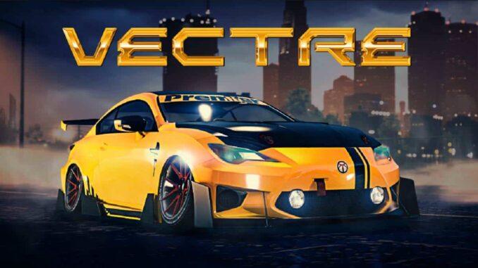 GTA Online - Nouvelle Emperor Vectre - GTA 5 / PS5, PS4, XBOX, PC Mobile