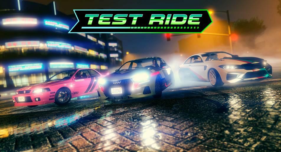 véhicules nouveaux gratuits GTA Online Piste d'essai