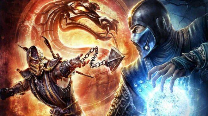 Mods GTA 5 Mortal Kombat Scorpion vs. Sub-Zero Video - PS5, xbox, PC, Android, PS4,PS3