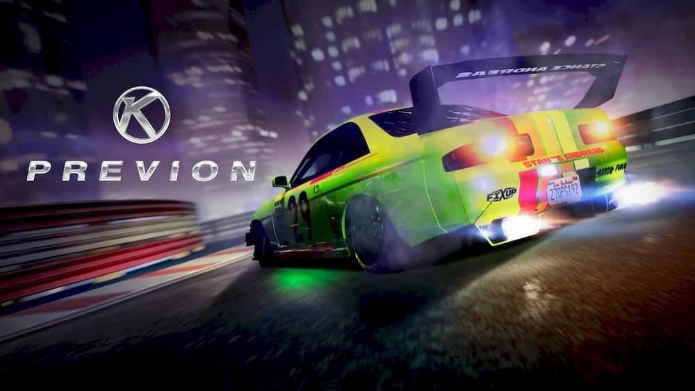 Karin Previon NOUVELLE voiture de course et défi GTA Online / GTA 5 PS5 PS4 XBOX PC Android