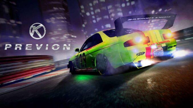 GTA Online Promo de la semaine : La nouvelle Karin Previon - GTA 5 PC PS5 Xbox et mobile
