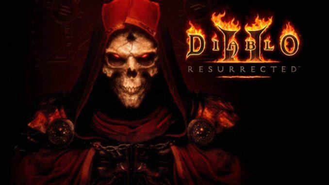 Comment activer la Co-Op en ligne dans le Remake du Diablo 2 - Diablo II Resurrected