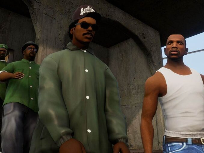 GTA Trilogy - Grand Theft Auto The Trilogy - The Definitive Edition